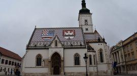 Crkva sv. Marka na istoimenom trgu s kojeg se donose odluke u Vladi i Saboru